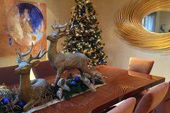 Deer Display - Holiday Decorations in Omaha, NE | Vickie Lea Designs