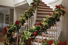 Holiday Garland - Holiday Decorations in Omaha, NE | Vickie Lea Designs